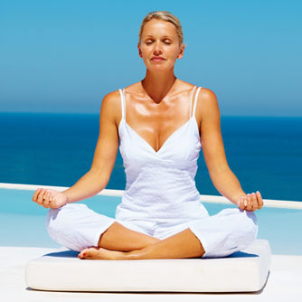 Meditation with Yoga Reduces Blood Pressure