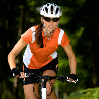 Bicycling Promotes Healthy Weight
