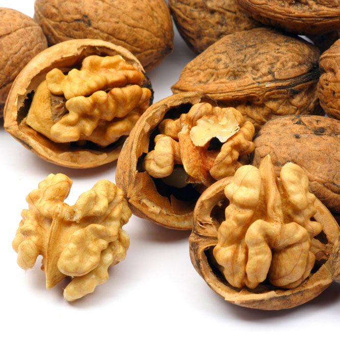 Walnuts May Ward Off Dementia