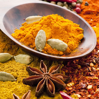 Curry Spice Compound Helps to Reduce Symptoms of Tendonitis