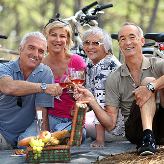 Anti-Aging Lifestyle Promotes Independent Living