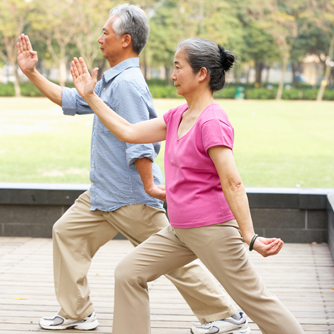 Tai Chi Strategic for Fall Prevention
