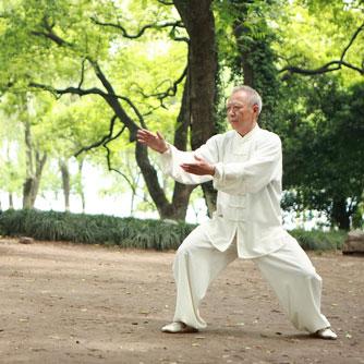 Tai Chi Linked to Longevity
