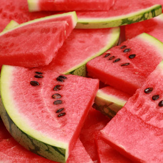 Watermelon Helps Soothe Aching Muscles