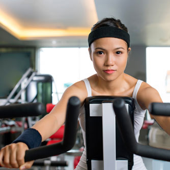 Interval Training Boosts Women's Health
