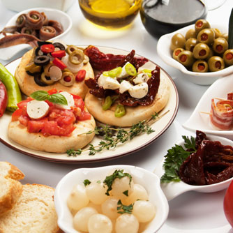 A Mediterranean Diet Benefits Anti-Aging