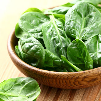 Spinach Compounds Slash Food Cravings