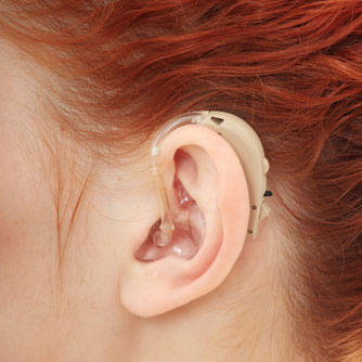Hearing Loss Linked to Depression