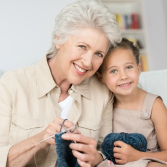 Grand Benefits of Being a Grandparent
