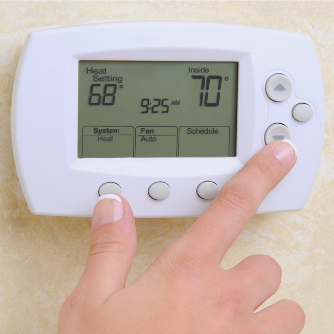 To Trim Fat, Turn Down the Thermostat
