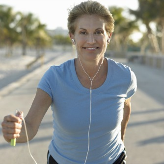 Regular Exercise Cuts Cancer Risks