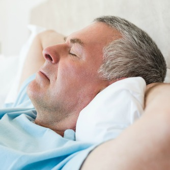 Biological Basis for Less Sleep with Age