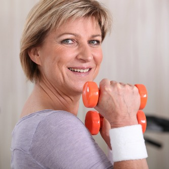 1-in-3 Older Adults Suffer Muscle Loss