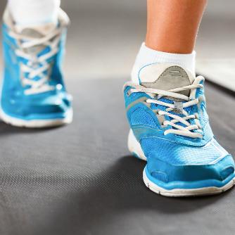 Fitness Via the Feet