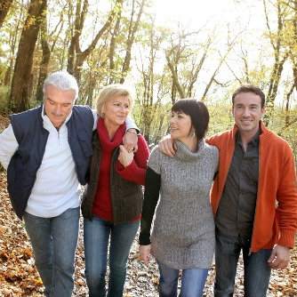 Nature Walks Nurture Well-Being