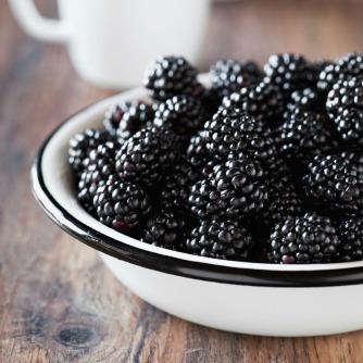 Berry Compound Boosts Overall Health