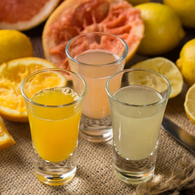 Juices Deliver A Key Anti-Aging Compound