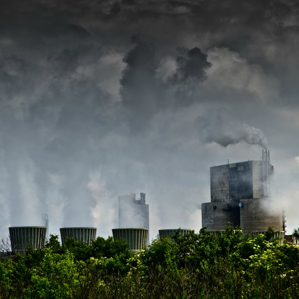 9 out of 10 People Breathe Polluted Air