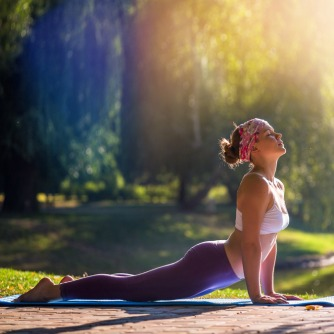Yoga Yields Cardiovascular & Metabolic Benefits