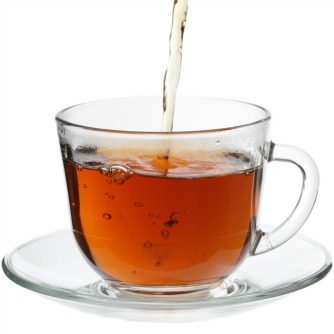 Cardiovascular Effects of Compound Unique to Black Tea