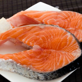 Salmon Compound May Enhance Sports Performance