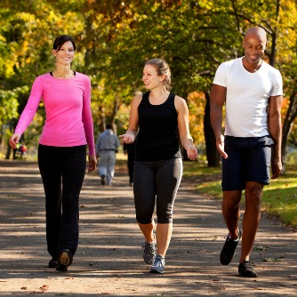 Wide-Ranging Health Benefits of Walking Groups