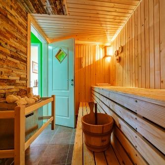 Saunas Lessen Heart Risks