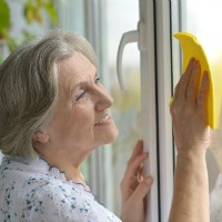 Housework Helps Seniors Stay Physically and Emotionally Fit