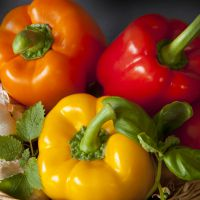 Colorful Veggies Curb Oxidative Stress