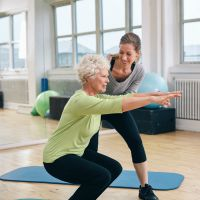 Balance Training Reduces Falls & Injuries
