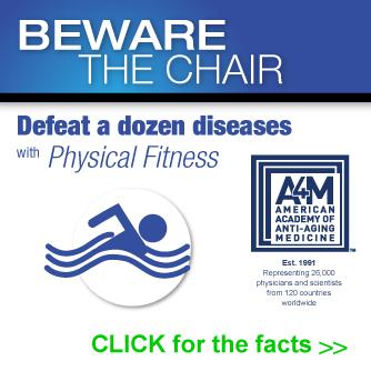 Anti-Aging Tip Sheet: Beware the Chair