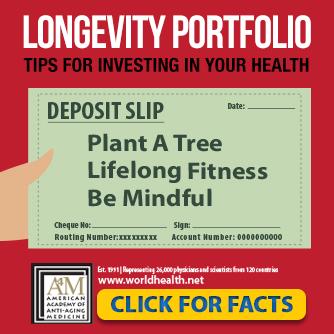 Anti-Aging Dividend