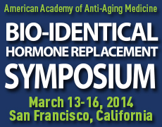 BHRT Symposium, San Francisco